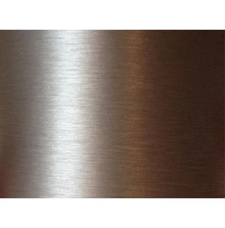 3D Borstad Aluminium vinyl m�rkgr� Metervara